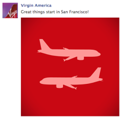 Virgin America LGBT HRC equality